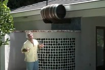 Outdoor Shower Winery