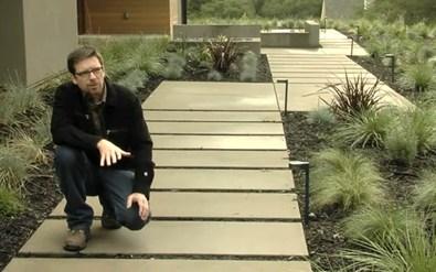 Sidewalk Design Ideas 19 home walkway design ideas 12 Concrete Walkway Design View All Landscaping Videos