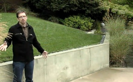 Video Retaining Wall Design Landscaping Network