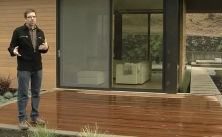Video Ipe Wood Deck Design Landscaping Network