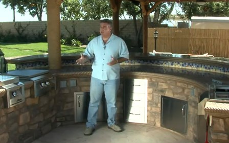 Outdoor Kitchen Design Ideas Backyard outdoor kitchen designs & ideas - landscaping network